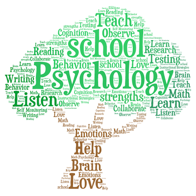 School Psychology tree picture